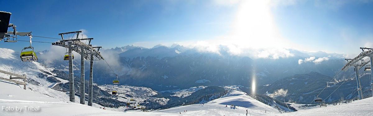 het geweldige skigebied Serfaus Fiss Ladis